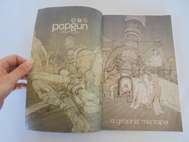 Cómics: POPGUN. VOLUME ONE. EDITED BY MARK ANDREW SMITH. JOE KEATINGE. VER FOTOGRAFIAS - Foto 8 - 57805141