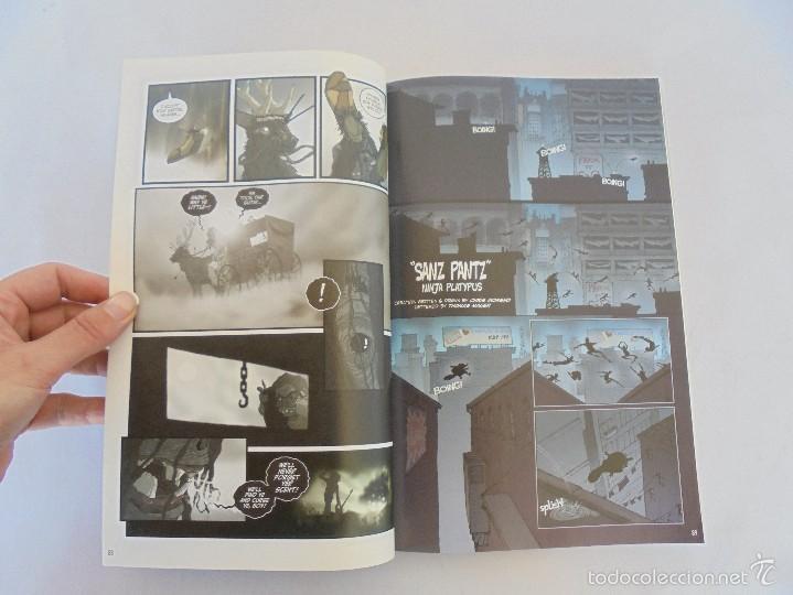 Cómics: POPGUN. VOLUME ONE. EDITED BY MARK ANDREW SMITH. JOE KEATINGE. VER FOTOGRAFIAS - Foto 19 - 57805141