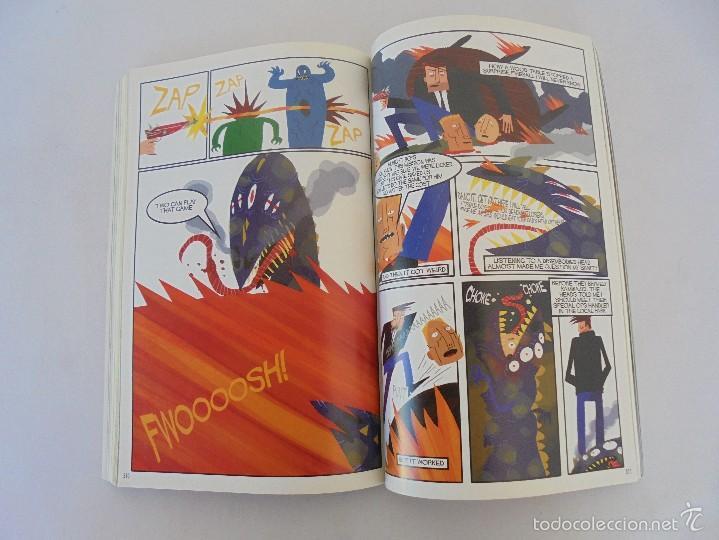 Cómics: POPGUN. VOLUME ONE. EDITED BY MARK ANDREW SMITH. JOE KEATINGE. VER FOTOGRAFIAS - Foto 21 - 57805141