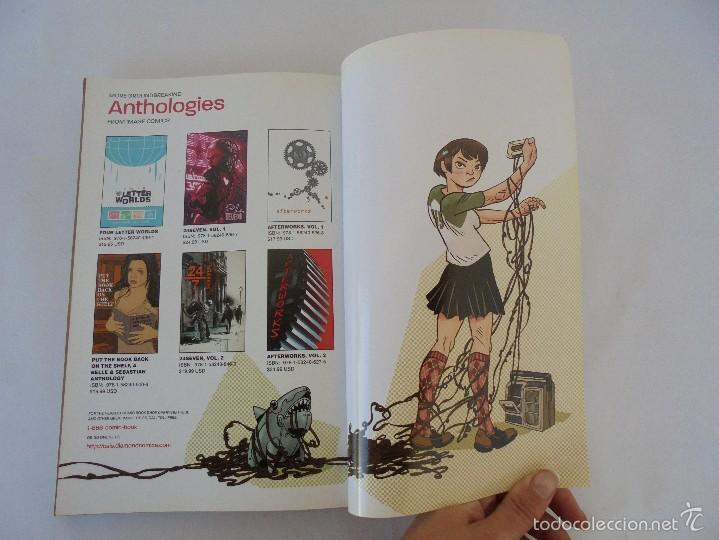 Cómics: POPGUN. VOLUME ONE. EDITED BY MARK ANDREW SMITH. JOE KEATINGE. VER FOTOGRAFIAS - Foto 23 - 57805141