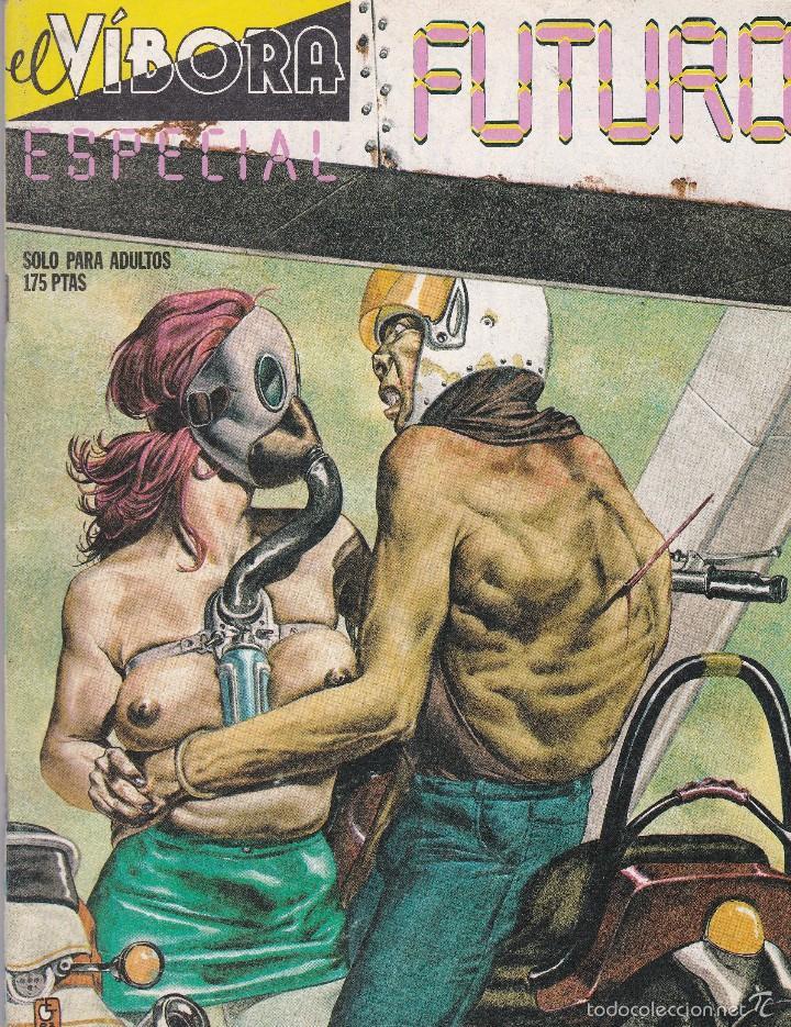 CÓMIC ADULTOS EL VÍBORA ESPECIAL FUTURO (Tebeos y Comics - La Cúpula - El Víbora)