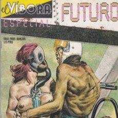 Cómics: CÓMIC ADULTOS EL VÍBORA ESPECIAL FUTURO. Lote 58134826