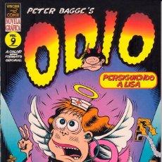 Cómics: PETER BAGGE - ODIO VOL. 9 - CÓMIC [50 PÁGINAS]. Lote 58161350