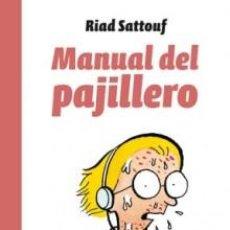 Cómics: CÓMICS. MANUAL DEL PAJILLERO - RIAD SATTOUF. Lote 58219295