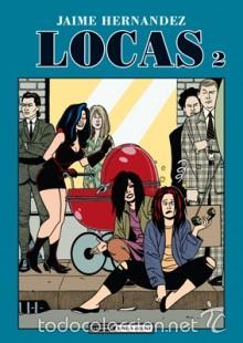 CÓMICS. LOCAS 02 - JAIME HERNANDEZ (Tebeos y Comics - La Cúpula - Comic USA)