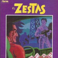 Cómics: EL ZESTAS. EL VÍBORA SERIES. ED. LA CUPULA. MURILLO / RESANO. Lote 58543274