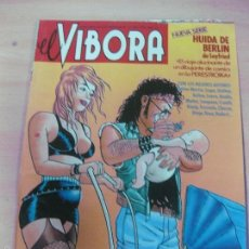 Cómics: EL VIBORA. Nº 141. EDICIONES LA CUPULA. Lote 58735538