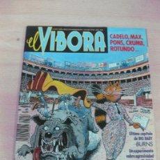 Cómics: EL VIBORA. Nº 122. EDICIONES LA CUPULA. Lote 58735885