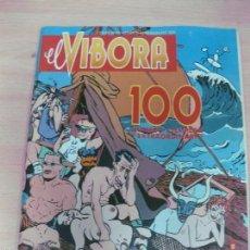 Cómics: EL VIBORA. Nº 100. NUMERO EJEMPLAR Y EXTRAORDINARIO. EDICIONES LA CUPULA. Lote 58736198