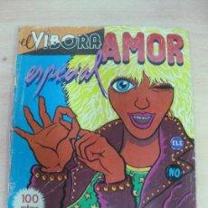 Cómics: EL VIBORA. ESPECIAL AMOR. EDICIONES LA CUPULA 1980. Lote 58736862