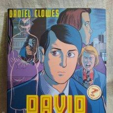 DAVID BORING, DANIEL CLOWES EDICIONES LA CÚPULA, TAPA DURA. 135 PÁGINAS. COMO NUEVO