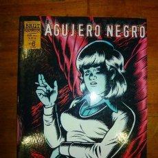 Cómics: BURNS, CHARLES. AGUJERO NEGRO. Nº 6. (BRUT COMIX). Lote 61124355