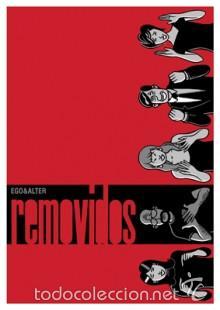CÓMICS. REMOVIDOS - EGO/ALTER (Tebeos y Comics - La Cúpula - Comic USA)