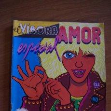Cómics: EL VIBORA ESPECIAL ----AMOR ---1981. Lote 64108367