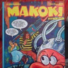 Cómics: LA LINEA GAMBERRA MAKOKI EXTRA Nº 2 NUMERO 2 ESPECIAL PARO. Lote 64545087