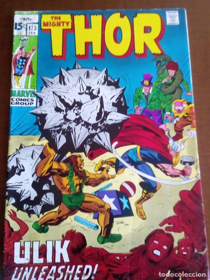 THOR N 173 USA AÑO 1970 L4P3 (Tebeos y Comics - La Cúpula - Comic USA)