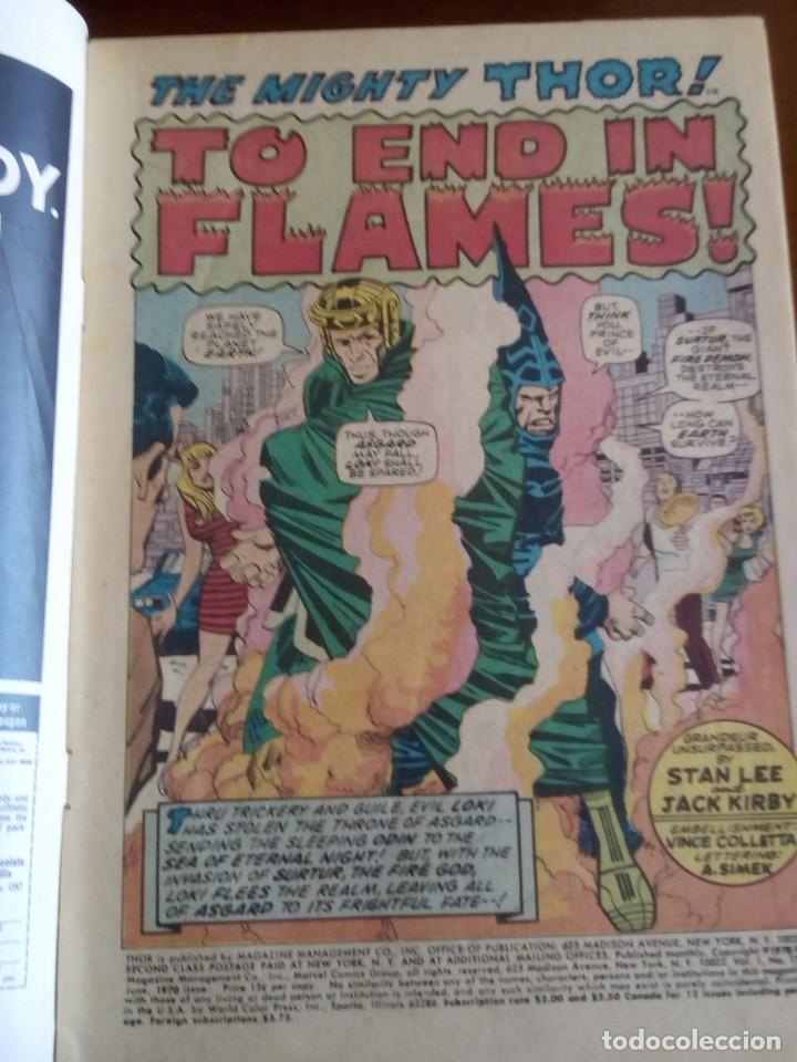 Cómics: THOR N 177 USA AÑO 1970 L4P3 - Foto 3 - 65060895