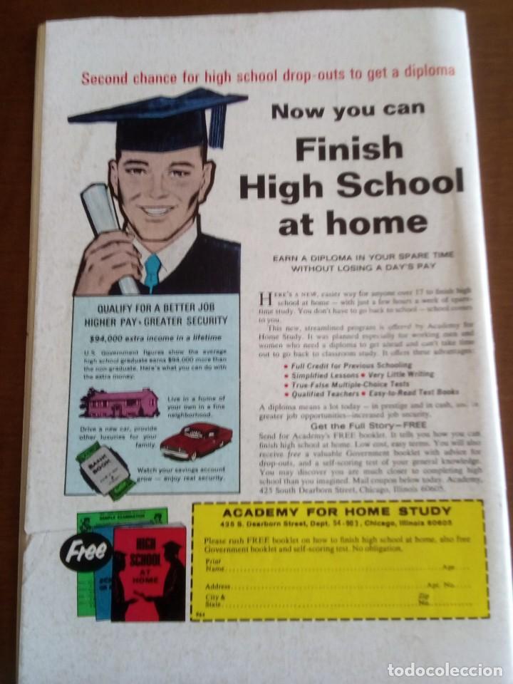 Cómics: THOR N 178 USA AÑO 1970 L4P3 LEER DESCRIPCION - Foto 2 - 65062939