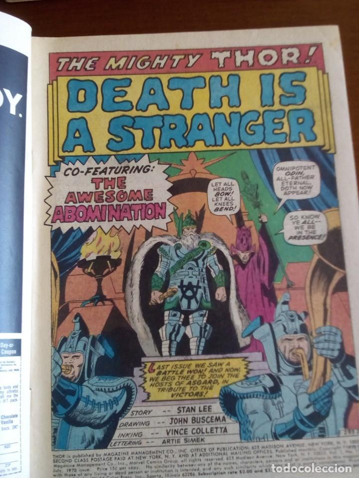 Cómics: THOR N 178 USA AÑO 1970 L4P3 LEER DESCRIPCION - Foto 3 - 65062939