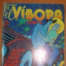 Cómics: EL VIBORA Nº 16. NAZARIO. TORRES. SHELTON. GALLARDO & MEDIAVILLA. ROGER PONS. JM BERENGUER EDITOR.. Lote 65944206