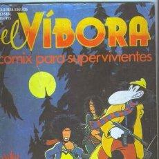 Cómics: EL VÍVORA Nº 5 EDICIONES LA CÚPULA 1979. Lote 67385433