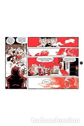 Cómics: Cómics. EL BOXEADOR - RUBEN DEL RINCON/MANOLO CAROT (Cartoné) - Foto 2 - 67738461