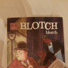 Cómics: BLOTCH - BLUTCH - NOVELA GRAFICA - LA CUPULA. Lote 68367849