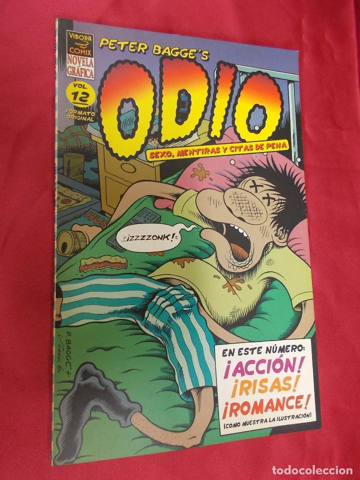 Odio Vol 12 Sexomentiras Y Citas De Pena Pe Verkauft Durch