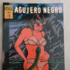 Cómics: AGUJERO NEGRO Nº 7 DE 12 BRUT COMIX - POSIBLE ENVÍO GRATIS - LA CÚPULA - CHARLES BURNS. Lote 71487323