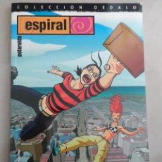 Cómics: ESPIRAL COMPLETA 4 NÚMEROS + POLAROIDS - LA CÚPULA / PLANETA- DAVID LÓPEZ. Lote 71491975