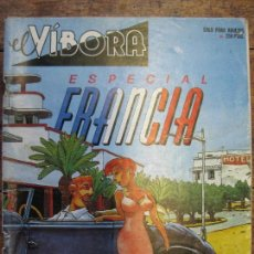 Cómics: EL VIBORA - ESPECIAL FRANCIA. Lote 71637155