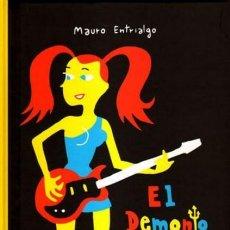 Comics: EL DEMONIO ROJO VOL. 1 SIGA USTED TODO TIESO (MAURO ENTRIALGO) - LA CUPULA - IMPECABLE. Lote 73721367