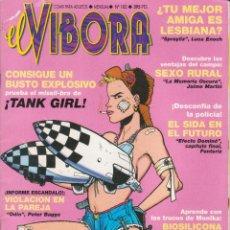 Cómics: COMIC - EL VÍBORA - Nº 182 ED. LA CÚPULA - COMIX PARA ADULTOS. Lote 73841455