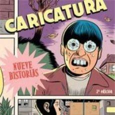 Cómics: CARICATURA (DANIEL CLOWES) - LA CUPULA - NUEVO. Lote 74591763