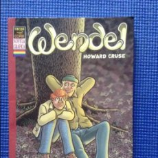 Cómics: WENDEL HOWARD CRUSE. Lote 74976775