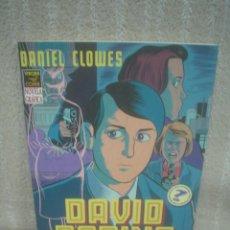 Cómics: DANIEL CLOWES: DAVID BORING. Lote 75487895