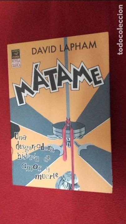 MATAME - DAVID LAPHAM - RUSTICA (Tebeos y Comics - La Cúpula - Comic Europeo)