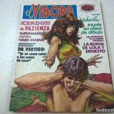 Cómics: EL VIBORA-NUMERO 108-N. Lote 75975891