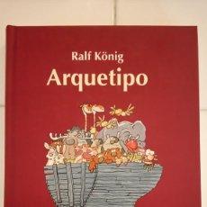 Cómics: ARQUETIPO DE RALF KÖNIG. Lote 76010387