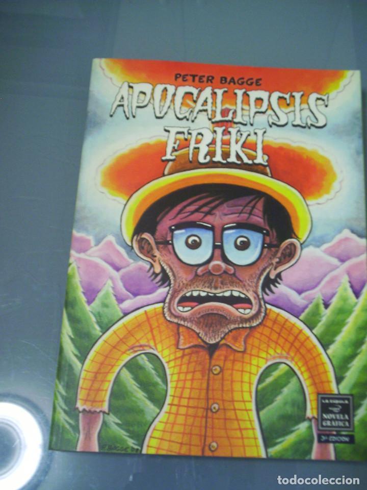 APOCALIPSIS FRIKI - PETER BAGGE. (Tebeos y Comics - La Cúpula - Comic USA)
