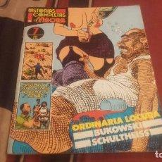 Cómics: HISTORIAS COMPLETAS DEL VIBORA Nº7 ORDINARIA LOCURA. Lote 76837615