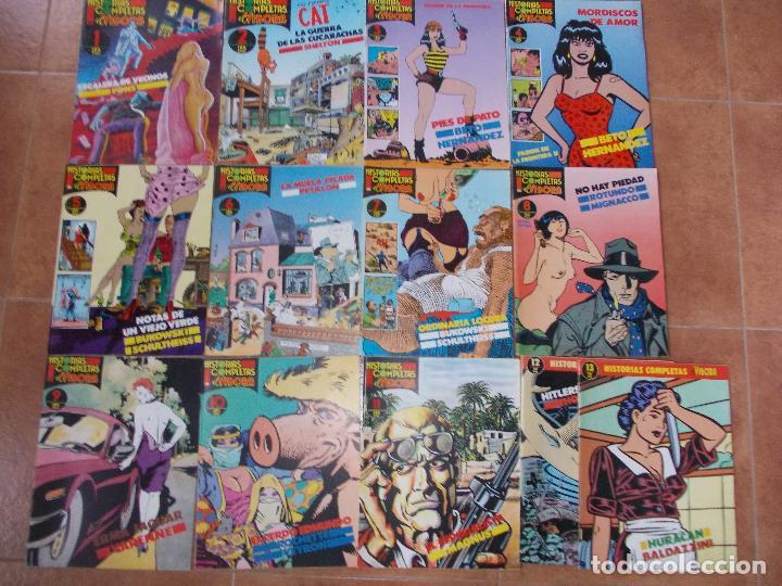 LOS PRIMEROS 12 NÚMEROS DE EL VÍBORA DE 1.987 (Tebeos y Comics - La Cúpula - El Víbora)