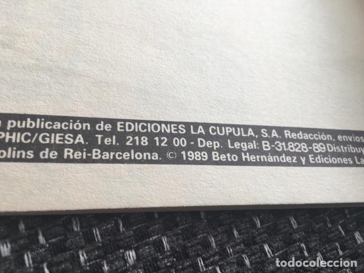 Cómics: Historias completas de El Vivora. El cerdo Edmundo en España 1989 - Foto 3 - 79601837