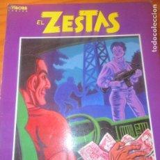 Cómics: EL ZESTAS, MURILLO/ RESANO - ALBUM RUSTICO - EL VIBORA LA CUPULA. Lote 79884837