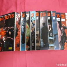 Cómics: THE BOYS. COLECCION COMPLETA. 12 TOMOS. DEL Nº 1 AL Nº 12. NORMA EDITORIAL.. Lote 80246181