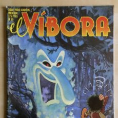 Cómics: EL VÍBORA N.º 39 (1979). Lote 81231312