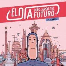 Cómics: CÓMICS. EL DÍA MÁS LARGO DEL FUTURO - LUCAS VARELA. Lote 81646668