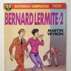 Cómics: HISTORIAS COMPLETAS DEL VIBORA Nº:.BERNARD LERMITE-2. Lote 82049560