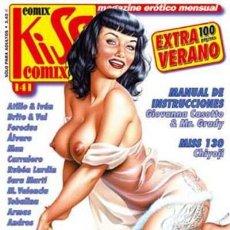 Cómics: KISS COMIX 141. Lote 85235772