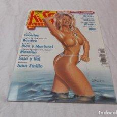 Cómics: KISS COMIX Nº 104, MAGAZINE EROTICO MENSUAL, SOLO PARA ADULTOS . Lote 85377504